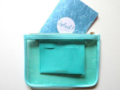 splash birchbox juin