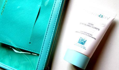 exfoliant corps thermaliv