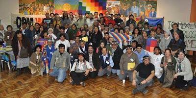 Un Sommet national des Peuples Originaires à Buenos Aires [Actu]