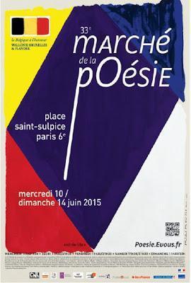 Prochaines dédicaces: au Marché de la Poésie à Paris [ici]