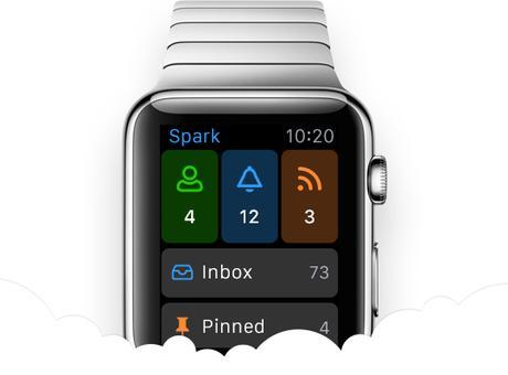 Spark: le client email gratuit et intelligent pour iPhone et Apple Watch