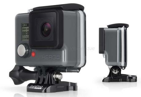 Hero+ LCD, la GoPro avec un écran tactile