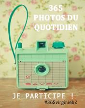 La semaine de toute beauté #365photosduquotidien #22/52 #lundisadeuxdaliceetzaza