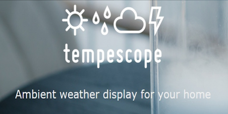 GADGET : La météo en 3D