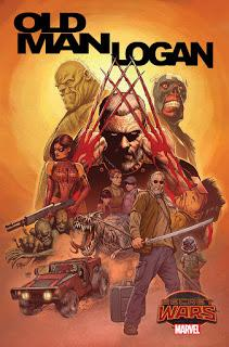 SECRET WARS : OLD MAN LOGAN #1