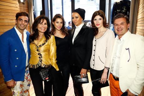PARIS, FRANCE - MAY 26:  Guests attend the Dsquared2 20th Anniversary Celebration on May 26, 2015 in Paris, France.  (Photo by Julien M. Hekimian/Getty Images for Dsquared2)