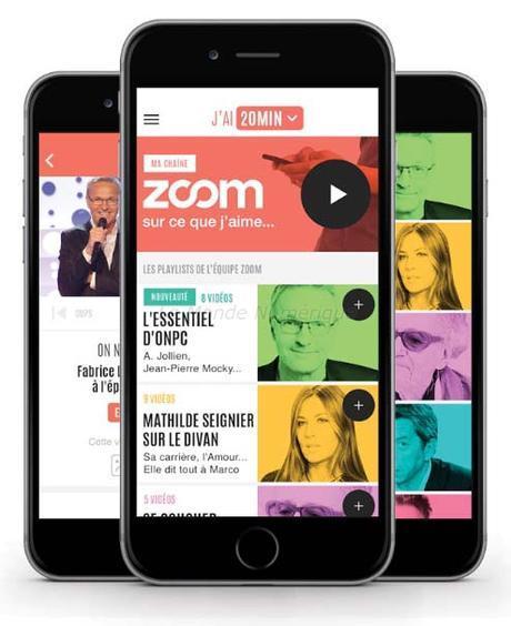 France Télévisions lance francetv zoom, une application pour voir ou revoir des programmes recommandés