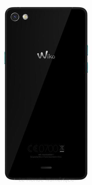 Smartphone Wiko Pure, seulement 5,1 mm d'épaisseur et compatible 4G