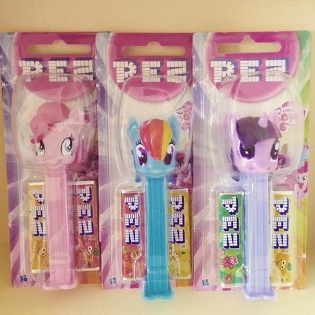 Collection PEZ My Little Pony au complet