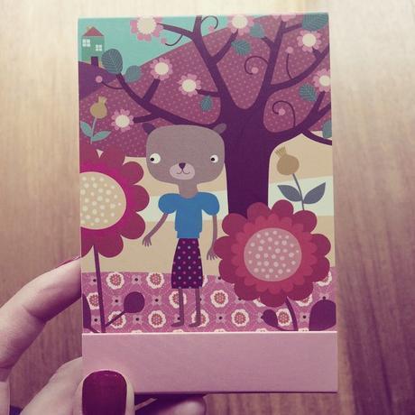 Petit carnet Mini Labo