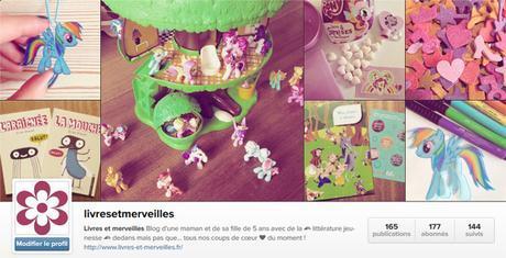 Livres et merveilles sur Instagram - Mois de mai