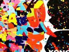 Galerie MATIGNON exposition KONGO Colorful -lette Juin/25 Juillet 2015