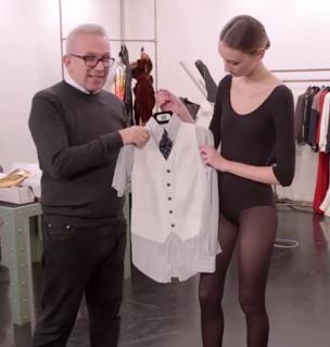Jean-Paul Gaultier & ses pièces phares