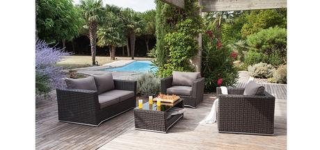 Des meubles de jardin modernes pour 2015 sinon rien ! | À Voir