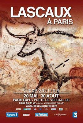 Evénement préhistorique ! Du 20 mai au 30 août, entrez dans le monde de Lascaux à Paris !