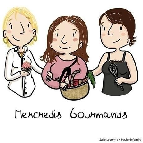 Mercredis gourmands : Dolce vita, gelateria & Roma !