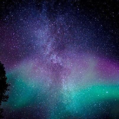 """Je jète un oeil sur l'univers, avec la palette """"Jeux d'ombres et de lumières"""" !"""