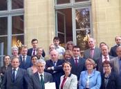 Démocratie participative rapport Commission Richard, dont Arnaud Gossement était expert associé, remis Ségolène Royal