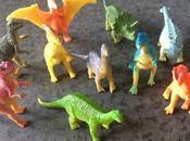 Faire œufs dinosaures pâte