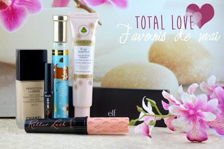 Total Love : mes favoris de mai