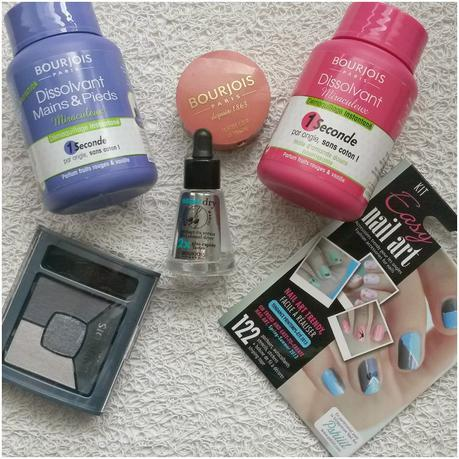 Haul beauté de Avril ❤ Kiko, Bourgoie, Sephora