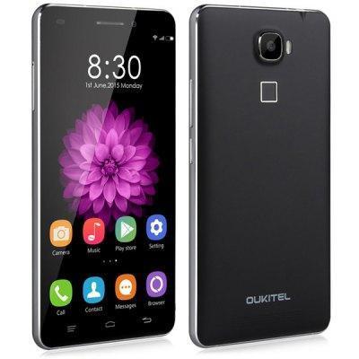 Oukitel U8 : Puissance, 4G et Android Lollipop à moins de 140€