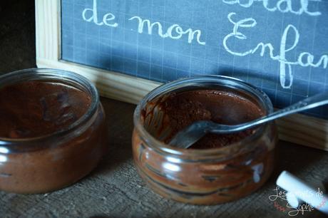 Mousse au chocolat – {Battle Food #32}