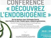 Découvrez l'endobiogénie vendredi juin Université Sciences Technologie Amphi avenue Michel Crépeau Rochelle