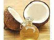 L'huile coco indispensable pour mettre cosmétiques