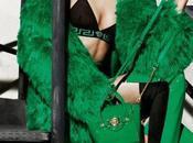 Versace présente nouvelle campagne Automne/Hiver 2015