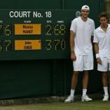 Un «documenteur» sur le tennis avec Jon Snow