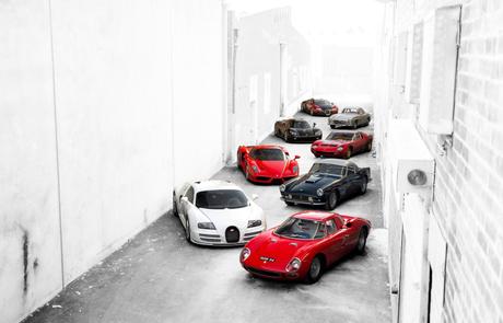 La collection de voitures la plus chère du monde