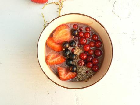 PD protéiné chocolat fruits rouges 3