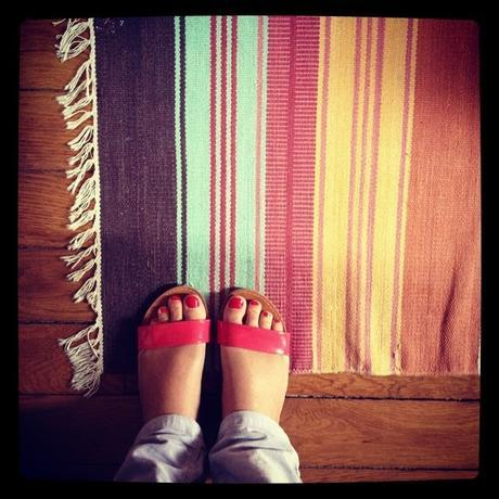 Du rouge sur mes ongles #lundisadeuxdaliceetzaza