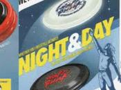 GADGET Yo-yo frisbee signés Daft Punk