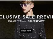 End. exclusive sale preview