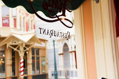 Restaurant Disneyland Paris