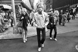 The Police – 8th Avenue and 37th, 1978.