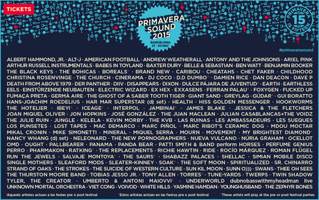 Primavera Sound 2015 | Live Report