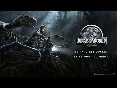 [Critique] – Jurassic World !