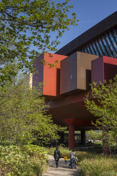 Evènement : Jardin d\'été au Musée du quai Branly - Paperblog
