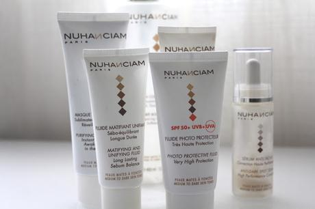 Un indispensable... Le fluide photo protecteur de Nuhanciam + GIVEWAY