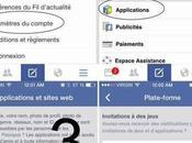 plus recevoir invitations jeux Facebook