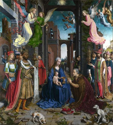 1515 the adoration of the kings