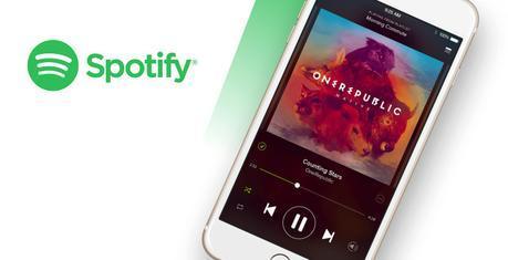 Spotify annonce avoir franchi le cap des 20millions d'abonnés payants