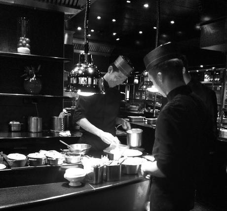 Mercredis gourmands : l'Atelier Etoile de Joël Robuchon ou retour sur une belle parenthèse gastronomique