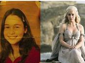 acteurs Game Thrones quand étaient plus jeunes