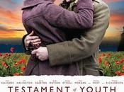 Cinéma Mémoires jeunesse (testament Youth), affiche bande annonce