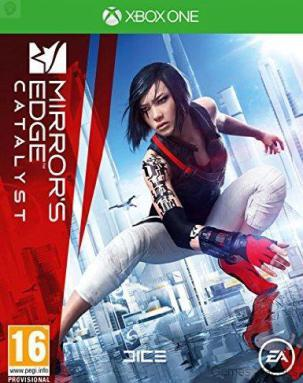 [news] Mirror's Edge Catalyst officialisé et jaquette