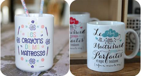 Pot à crayons et Mug - Crea Bisontine